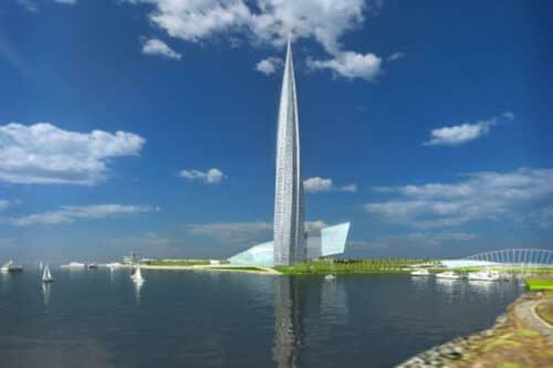 Проект «Лахта-центр» -это новая концепция развития Приморского района