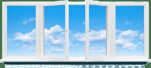Пластиковые окна создают чувство уюта и защищенности