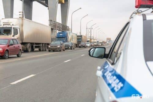 Новые правила въезда для грузовиков от московских властей